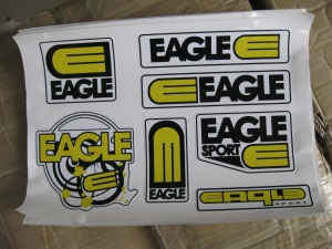 Eagle Sport Stickers