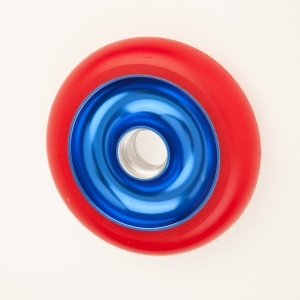 100 and 110mm Anodized cores, Blue/Red